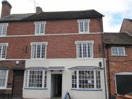 Flat in High Street, Pershore