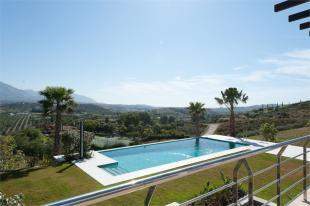 Pool view form terrace