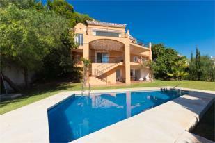 Villa+pool