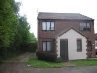 semi detached house in Raeburn Close...