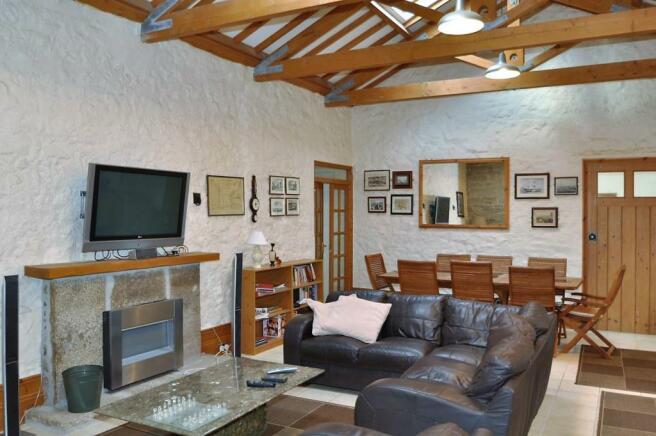 Coach House Living Room