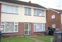 semi detached house in College Road, Canterbury
