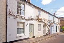Cottage to rent in Ferry Road, Twickenham