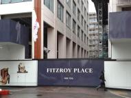 new Flat in Fitzroy Place...