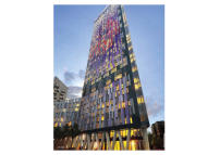 new Flat for sale in Saffron Tower...