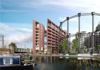 1 bedroom new Flat in Tapestry, Canal Reach...
