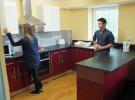 Roomy Kitchen