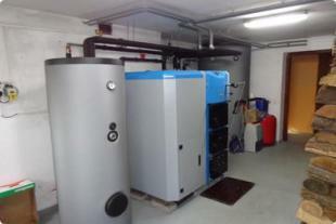 Ultra modern heating