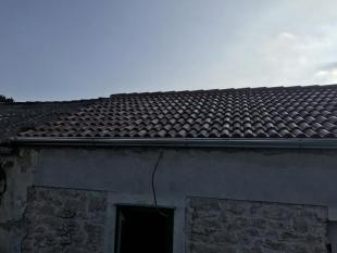 Newly renovated roof