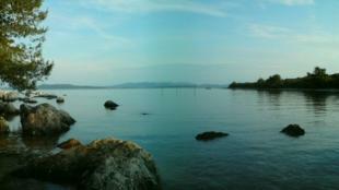 View towards Zadar