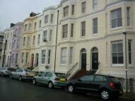 Flat in Blomfield Road...