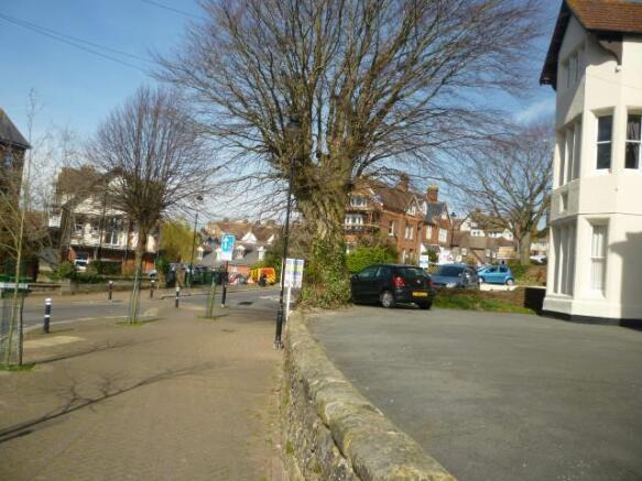 Lamorna Court Residents Car Park