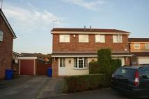 2 bedroom semi detached house in Cardigan Grove, Trentham...
