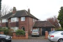 semi detached property in Orme Road...