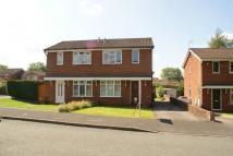 3 bed semi detached house in Darsham Gardens, Clayton...
