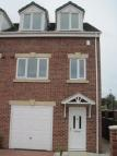 semi detached house in Peters Close, Upton