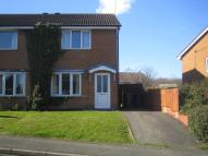 semi detached property to rent in Walker Crescent...