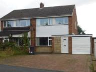 3 bed semi detached property for sale in Teagues Crescent, Trench...