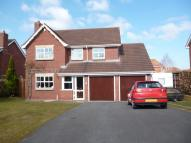 3 bed Detached house for sale in 4 The Spinney, Muxton...