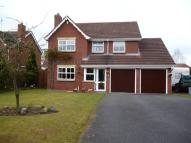 Detached property for sale in 4 The Spinney, Muxton...