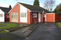 Detached Bungalow for sale in 19 Stanall Drive, Muxton...