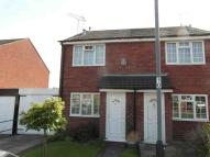 semi detached property in Cardigan Road, Bedworth