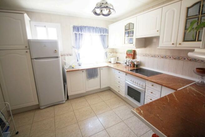 Kitchen (duplex)