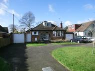 Detached Bungalow to rent in Nash Grove Lane...