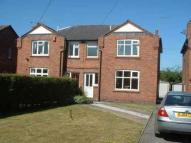 3 bedroom semi detached property to rent in Booth Bed Lane, Goostrey...