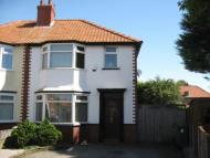 semi detached house to rent in Stafford Road, Birkdale...