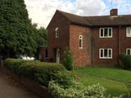 Eastfield Road semi detached property to rent