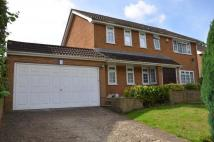 4 bed Detached house in Shelley Close, Northwood...