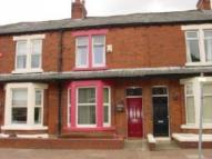 Terraced house in Thirlwell Avenue...