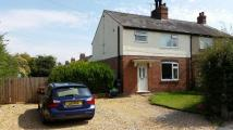 semi detached house in Ash Lane, Mancot...