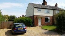 semi detached house in Ash Lane, Mancot...