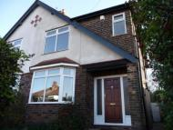 3 bed semi detached house in Northcliffe Avenue...