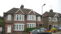 Laurel Way semi detached house to rent