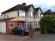 semi detached house to rent in Wood End Road...