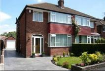 3 bed semi detached property in Tenby Drive...