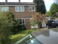 3 bedroom semi detached property to rent in  Manor Grove, Eynesbury...