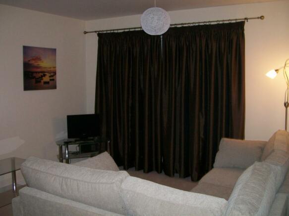 Lounge Area with corner sofa