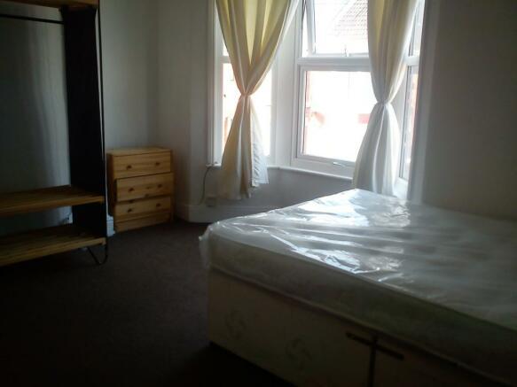 Double Bedroom Huge Bay Window