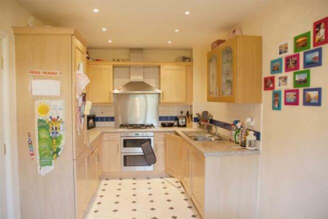 Built in kitchen