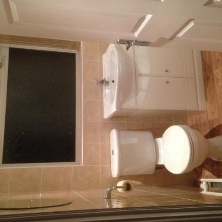Bathroom - Toilet, WC and Shower