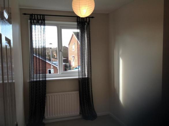 Bedroom 3 bed available