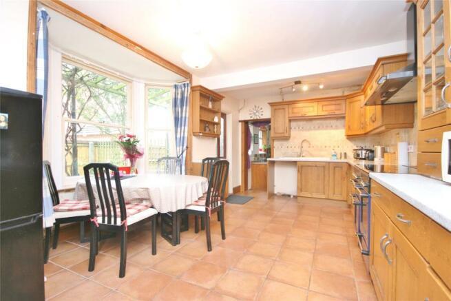 Kitchen Diner View 1