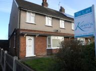semi detached property in Heol Caradoc...