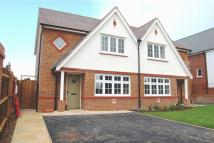 semi detached property in Glebe Road, Alcester