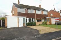 Sherwell Drive semi detached property to rent