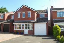 4 bedroom Detached home in Allwoods Close, Alcester
